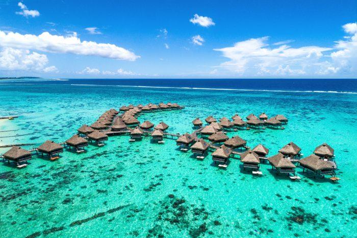 Moorea, île phare de cet itinéraire de navigation en Polynésie Française