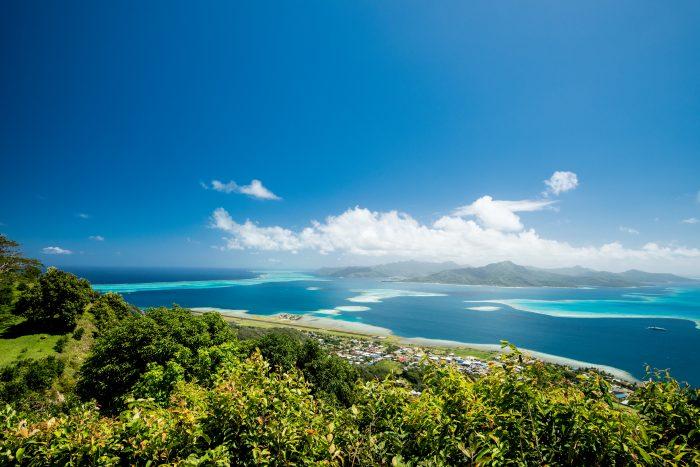 Raiatea, île centrale de cet itinéraire de navigation en polynésie