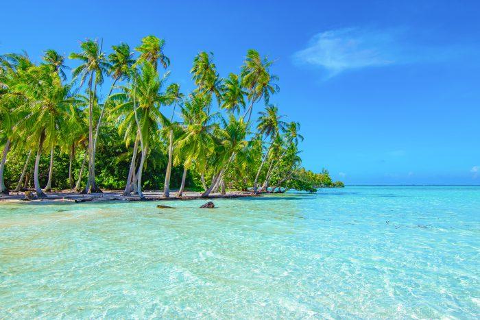 Île de Tahaa, escale de cet itinéraire de navigation Polynésie