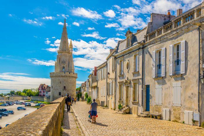 Balade dans La Rochelle après la croisière