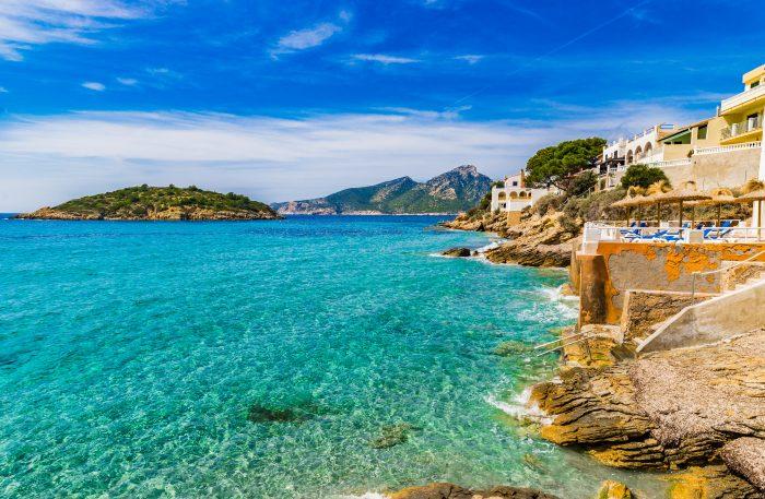 Sant Elm, croisière à Majorque