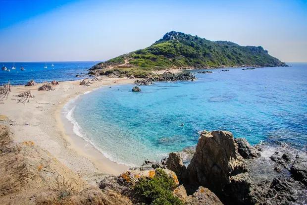 Cap Taillat golfe de Saint-Tropez