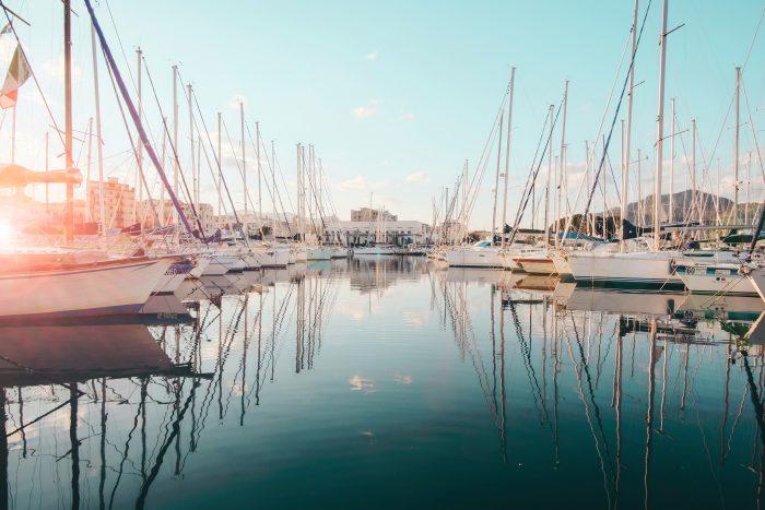 Marina de Parlerme en Sicile - itinéraire de navigation Samboat