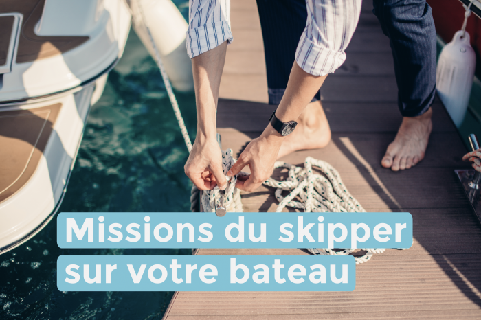 Missions du skipper