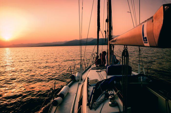 passer une nuit en mer avec un skipper