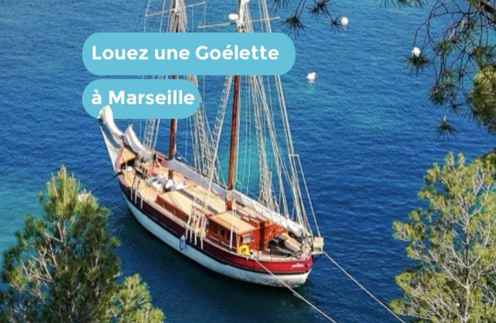 Goélette Marseille