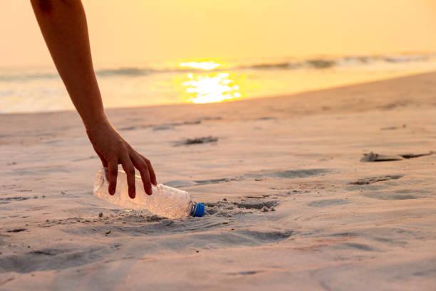 Beach cleaning, Protection des océans